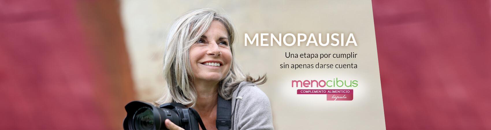 menopausia - una etapa por cumplir sin a penas darse cuenta